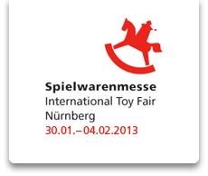 Internationale Spielwarenmesse 2013 in Nürnberg